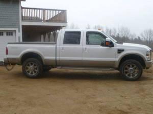 Ford King Ranch V10 4X4